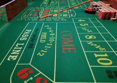 Vegas on Wheels Craps