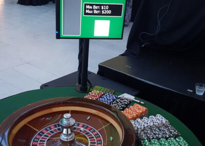 Lighted Roulette